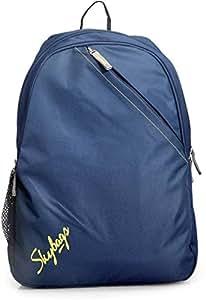 Skybags Brat 21 Ltrs Blue Casual Backpack (BPBRA4BLU)