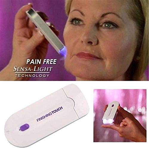 Women's Fashion Instant Pain Free Hair Remover Laser Removal Safely Health Beauty Tools (AU Plug)