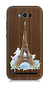 Asus ZenFone Max ZC550KL 3Dimensional High Quality Printed Back Case