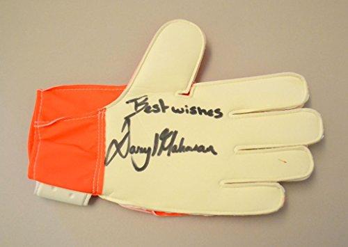 darryl-flahavan-signed-goalkeeper-glove-bournemouth-autograph-memorabilia-coa