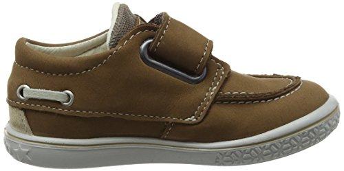 Ricosta Cilbin - Chaussures bateau Garçon Marron (Caramel 261)