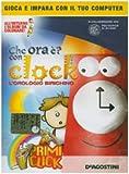 Che ora è con Clock l'orologio birichino. CD-ROM