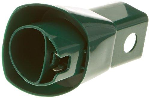 Mister vac A214 Adapter oval mit Stromdurchführung geeignet Vorwerk Kobold 130, 131, 135, 136 Tiger 251, 252, 260 -
