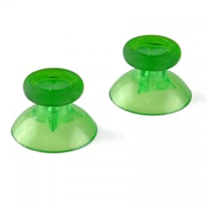 Xbox One Controller Thumbsticks/Analogsticks – transparent grün