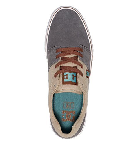 DC TONIK Unisex-Erwachsene Sneakers Taupe/Stone