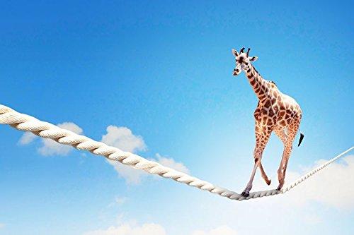 Giraffe-Corda da passeggio a scatto,