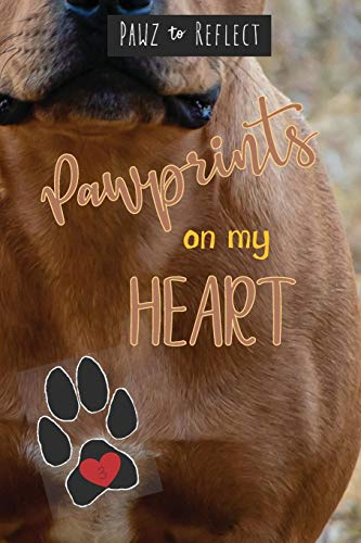 Pawprints On My Heart 3: Glossy Photo Cover Detail of Orange, Copper, Rust Fur, 6