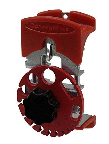 Manual de mano del separador del cable