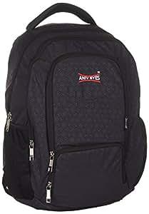 Aniv Eyes 33.84 Ltrs Black Laptop Backpack