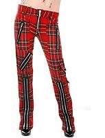 Tartan Hipsters Bondage Trousers
