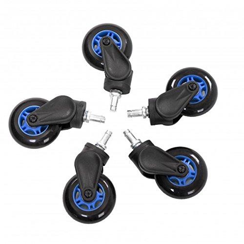 ak-racing-rollerblade-casters-blueak-rollcast-bl