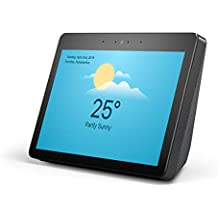 "Echo Show - Premium sound and a vibrant 10.1"" HD screen - Black"