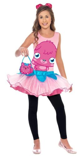 Preisvergleich Produktbild Poppet Tutu Moshi Monsters - kinder Kostüm