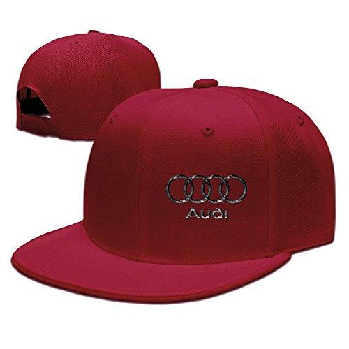 hittings-vw-audi-logo-baseball-cap-hip-hop-style-red