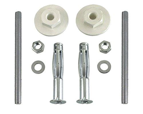Waschtisch-befestigung (Cornat Waschtisch - Befestigung, excentrisch, für Hohlwand, M8 x 110 mm, T319999)
