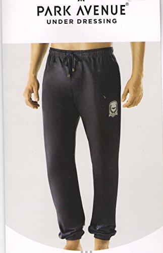 Park Avenue Dark Grey Men's Track Pant