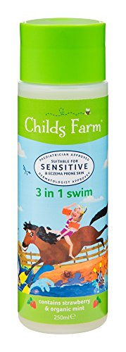 Childs Farm 3 in 1 for Top-to-Toe After Swim Care 250 ml