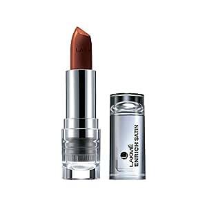 Lakme Enrich Satins Lip Color, Shade M461, 4.3 g