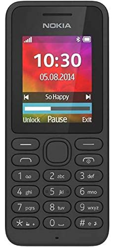 "Nokia 130 Dual SIM 4,57 cm (1.8"") 67,9 g Nero"