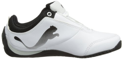 01 Jr Drift L Enfant Basso Weiss Mixte bianco Blanc 4 nero top bianco Cat Puma UC6q6