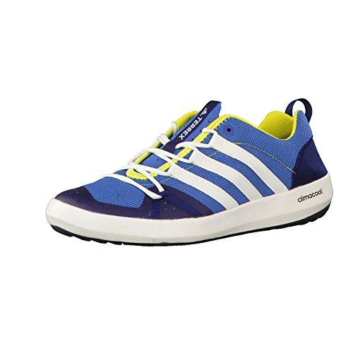 Adidas Terrex Cc Boat, Zapatillas de Running para Asfalto para Hombre, Azul (Azubas/Blatiz/Amabri), 50 EU