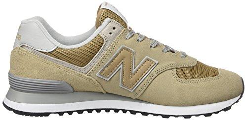 New Balance 574v2, Sneaker Uomo Multicolore (Hemp)