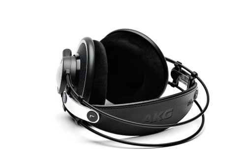 AKG K702 Open-Back Over-Ear Studio Reference Headphones