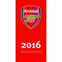 The Official Arsenal 2016 Diary