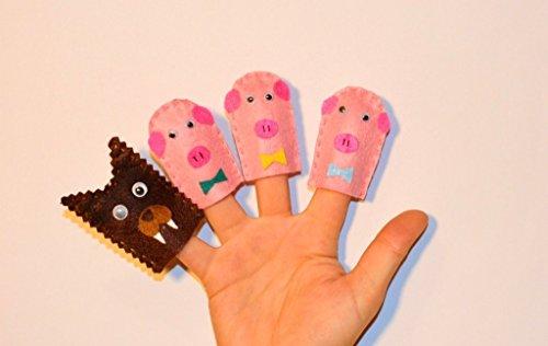Geschichte von den drei kleinen Schweinchen