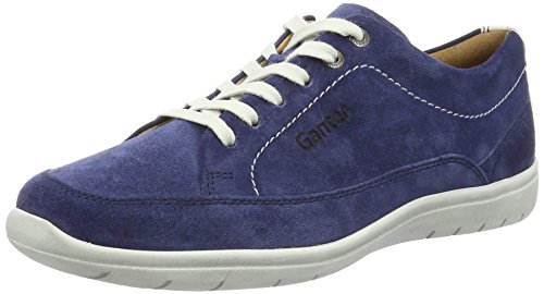 Ganter Gill - Scarpe stringate Donna Blu (darkblue/weiss)