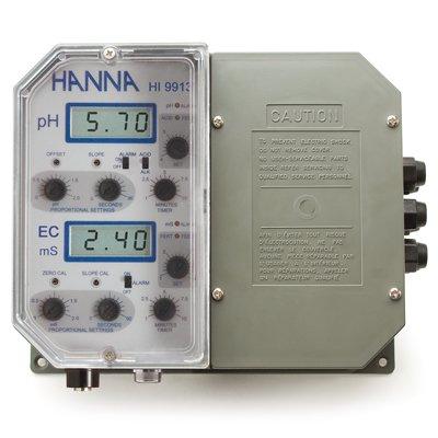 hi-9913-2-reductor-de-ph-conductividad-de-pared-para-fertirrigacion-control-y-proporcional-alimentac