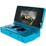 DreamGEAR Nintendo 3DS Power Case - Blue...