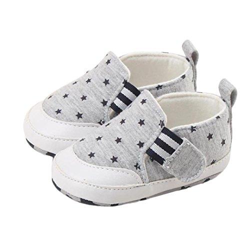 Logobeing Zapatos Bebe Recién Nacido Bebé Niña Niño Impresión Cuna Zapatos Suave...