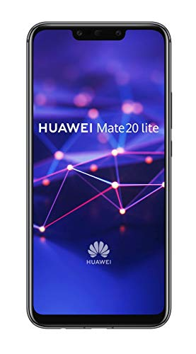 Huawei Mate20Lite 4 GB/64 GB Dual SIM Smartphone - Black (international)