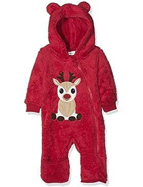NAME IT Unisex Baby Schneeanzug Nbnrudo Ls Suit W/Turn Up Feet