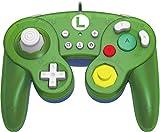 HORI Nintendo Switch Battle Pad (Luigi) Controller im GameCube-Stil [ ]