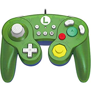 HORI Nintendo Switch Battle Pad Controller im GameCube-Stil [ ]