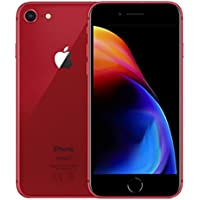 "Apple iPhone 8 4.7"" SIM única 4G 64GB Rojo - Smartphone (11,9 cm (4.7""), 1334 x 750 Pixeles, 64 GB, 12 MP, iOS 11, Rojo)"
