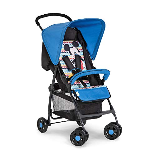 Hauck Sport Silla de paseo ligera y practica para bebes de 0 meses hasta 15 kg,...