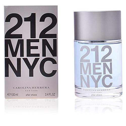 Carolina Herrera 212 Homme / men, Aftershave 100 ml, 1er Pack (1 x 100 ml)
