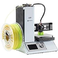 Monoprice Select Mini V2 3D Printer 3D-Drucker mit beheizter Bauplatte und Euro-Netzadapter (Typ F) 121872