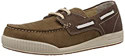 Woodland Mens Chiku Boat Shoes - 7 UK/India (41 EU)