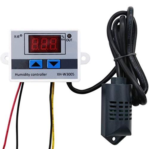 Controlador Digital de Humedad Práctico Multifuncional de Alta precis