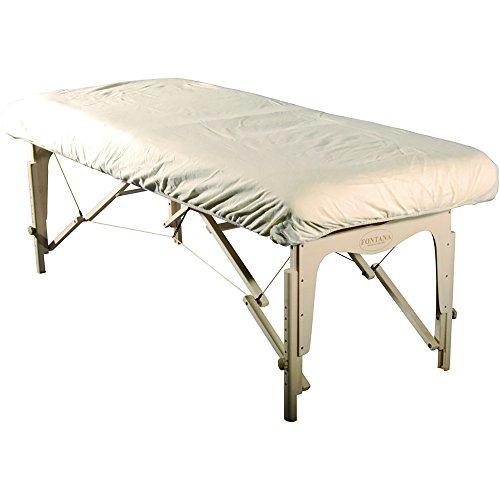 MT Master Massage Universalgröße Flanelldecke Abdeckung für Massageliege Behandlung Praxisbedarf America Brand