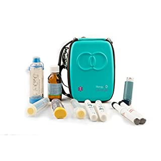 Anaphylaxis Emergency Response (AER) Case for EpiPen (10 Seconds) Auto-injectors (EpiPen - 10 Seconds)