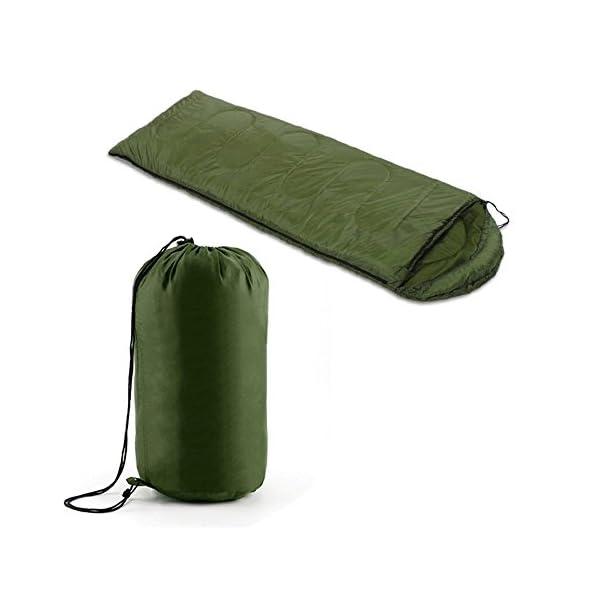 MultiWare Camping Seeping Bags 3-4 Season Sleeping Bag 1