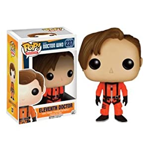 Figura POP Doctor Who 10th Doctor Orange Spacesuit Exclusive
