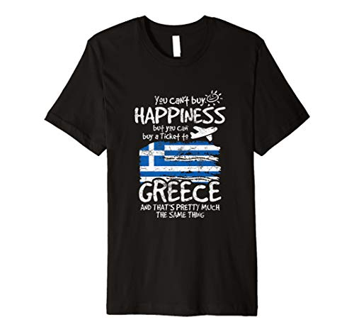 Lustiges Griechenland Shirt Geschenk Für Griechen T-Shirt