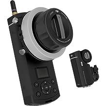 DJI–Système de Suivi de Mise au Point Focus sans Fil avec Télécommande (OLED, Bluetooth, USB, Portée de 100Mètres, Compatible avec Ronin-M & Ronin-MX) Couleur Noir