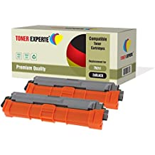 2-Pack TONER EXPERTE® Compatible with TN-241BK TN241 Black Premium Toner Cartridges for Brother DCP-9015CDW, DCP-9020CDW, MFC-9140CDN, MFC-9330CDW, MFC-9340CDW, HL-3140CW, HL-3142CW, HL-3150CDW, HL-3152CDW, HL-3170CDW, HL-3172CDW, MFC-9130CW